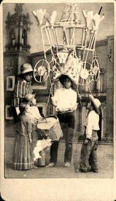 El torito. Oficios antiguos de México.