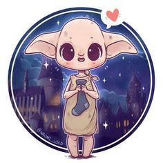 ✨💙Master has given Dobby a sock! 💙✨throwback to this little Kawaii Dobby What would y'all like to see me draw this year? I'm curious 😊💕 Dobby Harry Potter, Harry Potter Tumblr, Harry Potter Anime, Harry Potter Kawaii, Memes Do Harry Potter, Harry Potter Drawings, Harry Potter Fan Art, Harry Potter Characters, Harry Potter Universal