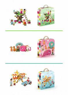 Τρισδιάστατα παιδικά παζλ της εταιρείας Krooom Amazing Toys, Cool Toys, Baby Toys, Kids, Young Children, Boys, Children, Boy Babies, Child
