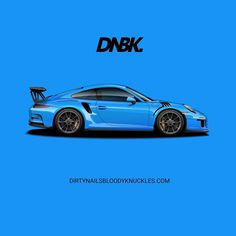 The voodoo that you do.  Artwork prints available at Dirtynailsbloodyknuckles.com  Link in profile  #porsche #911 #porsche911 #porscheart #991 #gt3 #911gt3 #gt3rs #991gt3 #911gt3rs #rs #gt3 #porschegt3 #991911 #automotiveart #illustration #carart #automotiveillustration #rivierablue #mexicoblue #pts #voodooblue #voodooblau  #painttosample #pts911 #ptsrs #918