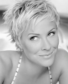 awesome Coupe courte pour femme : Short hair...