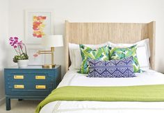 10 Incredibly Chic Alternatives to the Traditional Headboard