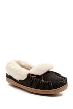 Trina Folded Faux Fur Trapper (Women)