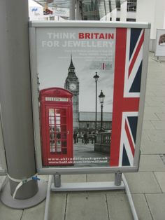 The UK Trade and Investment did a great job promoting the British Pavillion during Inhorgenta 2014