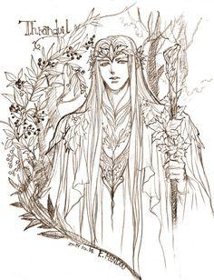 Glorfindel, Legolas And Thranduil, Elf Me, Balrog, Draw Something, Tolkien, Lotr, The Hobbit, Elves