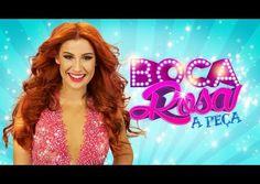 #BocaRosaAPeça – Estreia no Rio de Janeiro!