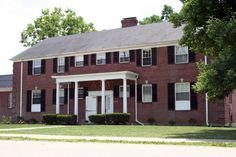AGD House, Georgetown College, Georgetown KY