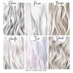 The Effective Pictures We Offer You About platinum blonde hair black girl A quality picture can tell Silver Blonde Hair, Blonde Hair Looks, Icy Blonde, Platinum Blonde Hair, Silver Platinum Hair, Short Blonde, Different Blond, Hair Shades, 50 Shades