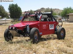 VW thing buggy