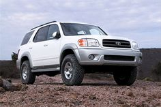 63 best toyota sequoia images on pinterest off road offroad and revtek suspension lift kits parts carid publicscrutiny Image collections