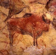 Altamira Cave Paintings, Cantabria, Spain