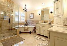Master bathroom remodel Gainesville VA