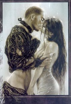 Awesome work by Luis Royo.