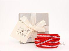 RED Swarovski multi strand bracelet, red swarovski cystal wrap bracelet,multi strand wrap crystal bracelet Crystal Bracelets, Jewelry Bracelets, Anklet, Swarovski, Cufflinks, Strand Bracelet, Crystals, Unique Jewelry, Handmade Gifts