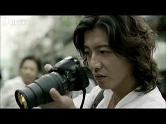 【HD】 木村拓哉 Nikon D5300「そろそろ、ちゃんと、一眼レフ」篇 CM(30秒)