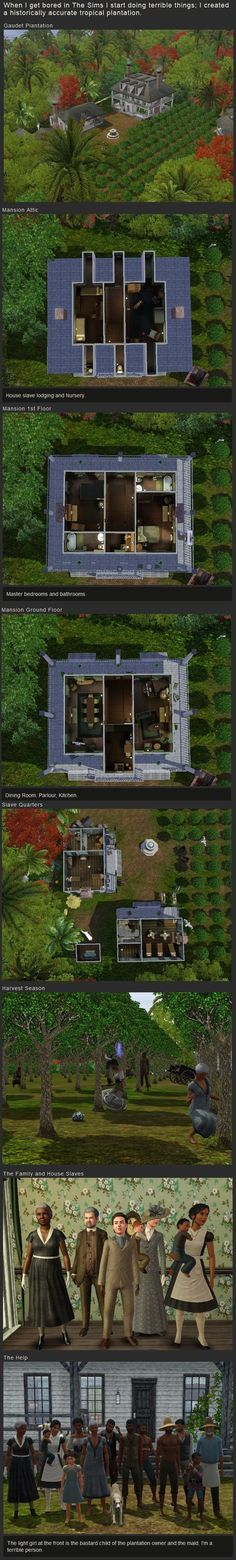 When I get bored on Sims... - http://geekstumbles.com/funny/lolsnaps/when-i-get-bored-on-sims/