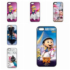 minion my unicorn it so fluffy For Apple iPhone 4 4S 5 5C SE 6 6S Plus 4.7 5.5 iPod Touch 4 5 6 Phone case cover