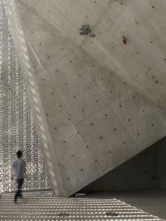 The Old Market Square Stage / 5468796 Architecture > origami concrete Space Architecture, Amazing Architecture, Architecture Details, Installation Architecture, Architecture Today, Origami Architecture, Architecture Wallpaper, Contemporary Architecture, Built Environment