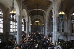 Brooklyn Flea Market, New York, New York