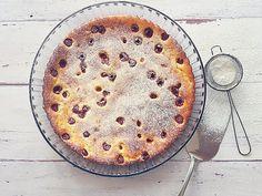 Habkönnyű gyümölcsös-túrós pite - Mom With Five No Bake Pies, Apple Pie, Tiramisu, Baking Recipes, Camembert Cheese, Mom, Ethnic Recipes, Decoration, Cooking Recipes