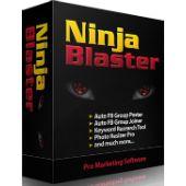 Ninja Blaster Crack 2015 License serial key full free download