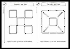 Time Games, Pattern Blocks, Preschool Activities, Worksheets, Homeschool, Diagram, Math, Free Time, Perception