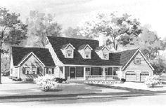 House Plan 302-166