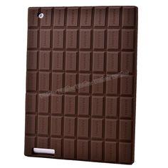 iPad 3 Çikolata Desenli Silikon Kılıf -  - Price : TL34.90. Buy now at http://www.teleplus.com.tr/index.php/ipad-3-cikolata-desenli-silikon-kilif.html