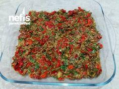 olursa etimekler parçalanacak ve salatanızın Yogurt, Feel Good, Salad, Beef, Ethnic Recipes, Food, Gun, Meat, Essen