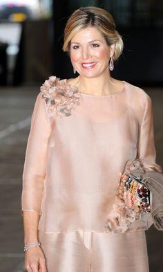 Koningin Máxima aanwezig bij première musical The Color Purple | ModekoninginMaxima.nl
