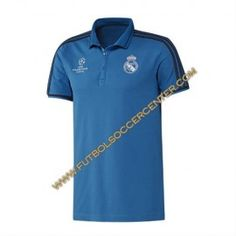 COMPRAR POLO FUTBOL REAL MADRID CHAMPIONS LEAGUE 2015/2016 ADIDAS