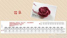 Best 12 Mini Carnation Flower Pattern by Happy Patty Crochet – Page 432064158001503029 – SkillOfKing. Diy Crochet Rose, Crochet Cactus, Crochet Flower Tutorial, Crochet Flower Patterns, Love Crochet, Crochet Flowers, Crochet Diagram, Crochet Chart, Crochet Motif