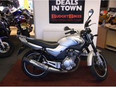 YAMAHA YBR 124 cc 125 cc - http://motorcyclesforsalex.com/yamaha-ybr-124-cc-125-cc/
