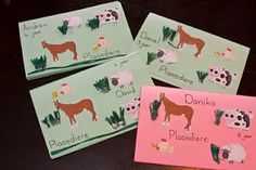 Farm Animals Lapbook  and Activities from Back to Ancient Ways