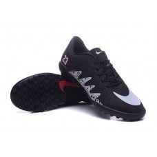 sale retailer 376e5 d76d3 Nike Hypervenom Phantom II TF Jordan Neymar Negro Blanco barato zapatos de  fútbol Futbol, Nike
