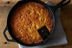 Avocado Cornbread, a recipe on Food52