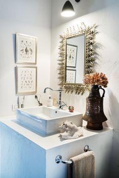 guest bath / malene birger mallorca retreat