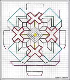 Graph Art  Graph Paper Graph Paper Art And Doodles