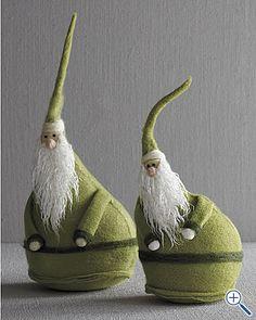 green santas