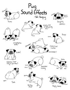 Bah Humpug: Pug Sound Effects