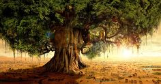 The Tree of Life by Fabian Oefner on 500px