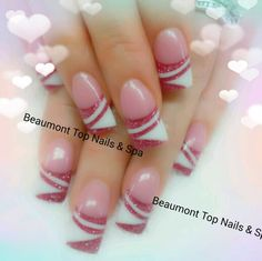 Acrylic powder by Wendy @ Beaumont Top Nails & Spa