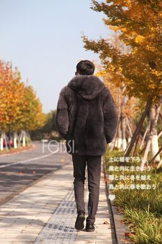 Men's real Fox fur coat, crafted of premium Fox fur. Luxurious, ultra soft and thick fur. Fox Fur Coat, Fur Coats, Young Fashion, Men's Fashion, Hot Men, Hot Guys, Mens Fur, Furs, Canada Goose Jackets