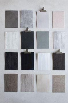 Variety of colours & textures Color Inspiration, Interior Inspiration, Scandinavian Interior, Concrete Floors, Color Pallets, Textures Patterns, House Colors, Colorful Interiors, Floor Rugs