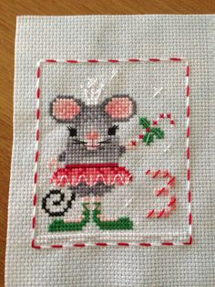 Brooke's Books; Animal Advent #3 Mary Mouse