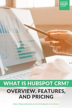 HubSpot CRM: Overview, Features, and Pricing Marketing Process, Sales And Marketing, From Software, Science Background, Cold Calling, Computer Service, Sales Process, Customer Relationship Management, Competitor Analysis