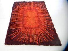 Cozy up with an Ege Rya. The Pope Of shag rugs. Danish Modern, Midcentury Modern, Rya Rug, Rugs On Carpet, Carpets, Modern Love, Mid Century Decor, Magic Carpet, Mid Century Modern Furniture