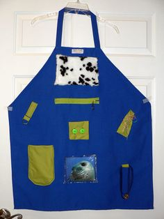 View details for the project Activity / Fidget Aprons for Dementia / Head Trauma Patients on BurdaStyle.
