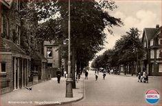 1937 - 1940. A view of the Hagendoornweg in Amsterdam-Noord. Photo Serc. #amsterdam #1940 #Hagendoornweg