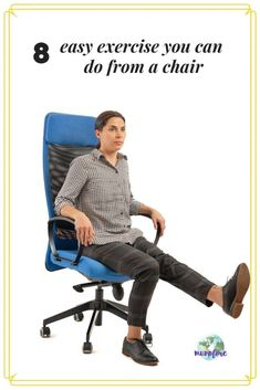Easy strength exercises you can do while sitting in the office or in front of the television. Seated exercises   easy exercises   senior fitness   office fitness   seated exercise   basic weight training Mom Workout, Strength Workout, Strength Training, Senior Fitness, Fitness Tips, Find Your Strengths, Office Exercise, Bicycle Workout, Major Muscles